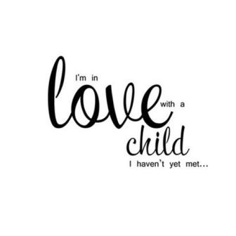 I'm in love....